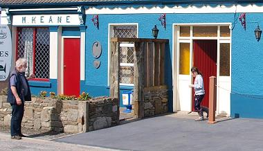 The front of Keane's Kilkee